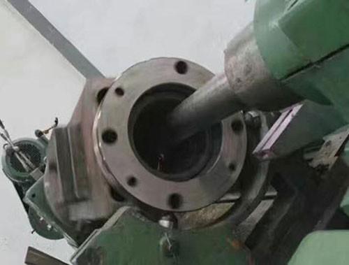 中缸体修复