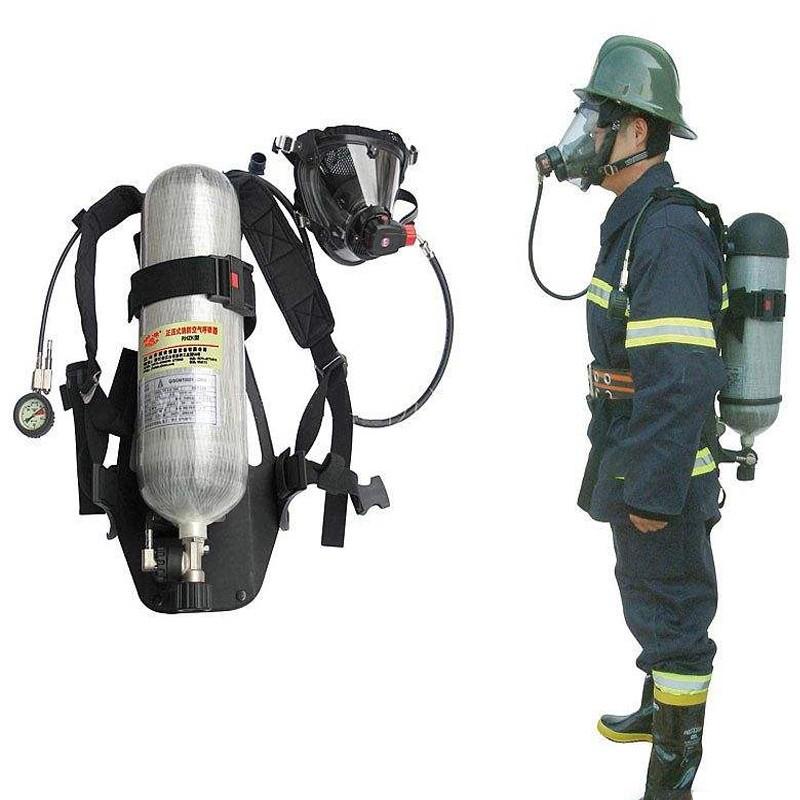 正压力式空气呼吸器维护保养最新项目及检验