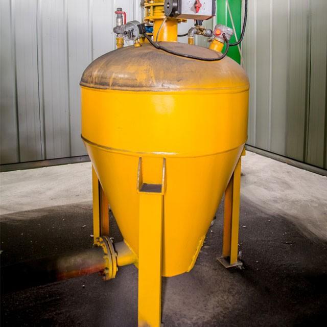 MSQS型气力输送装置