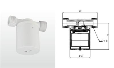 埃美柯水力控制阀-JL-0.6 水位控制阀