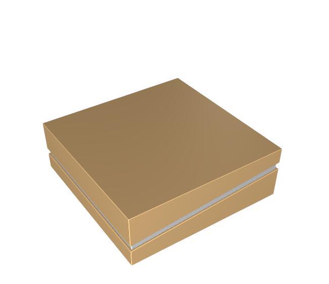 斜边箱式盒