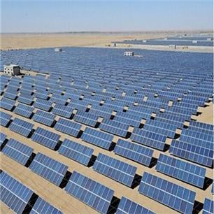 上海建材集团太阳能光伏项目正式进群施工阶段