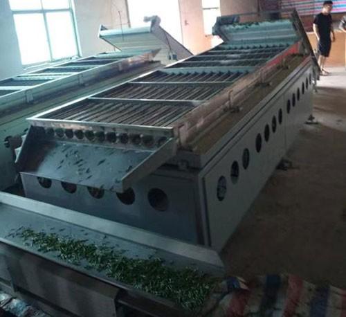 茶农茶叶机械设备安装
