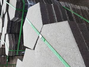 水泥六角块制品