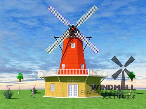潍坊古典荷兰风车制作公司