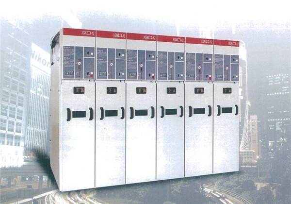 XGN15-12型交流高压六氟化硫环网开关设备