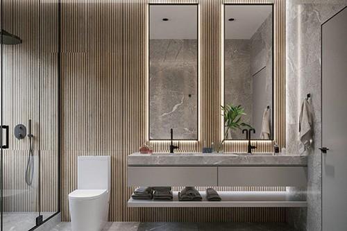 现代风格浴室柜