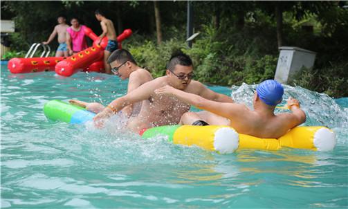 成都亲水趣味运动会