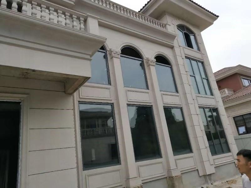 福建别墅门窗安装