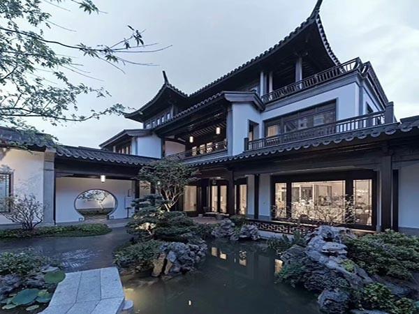 中式仿古门窗