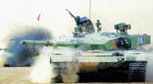 国产第四代坦克长啥样?将尝试全电推进,科幻坦克不再是梦!