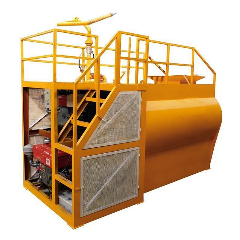 ZYP客土式液力噴播機