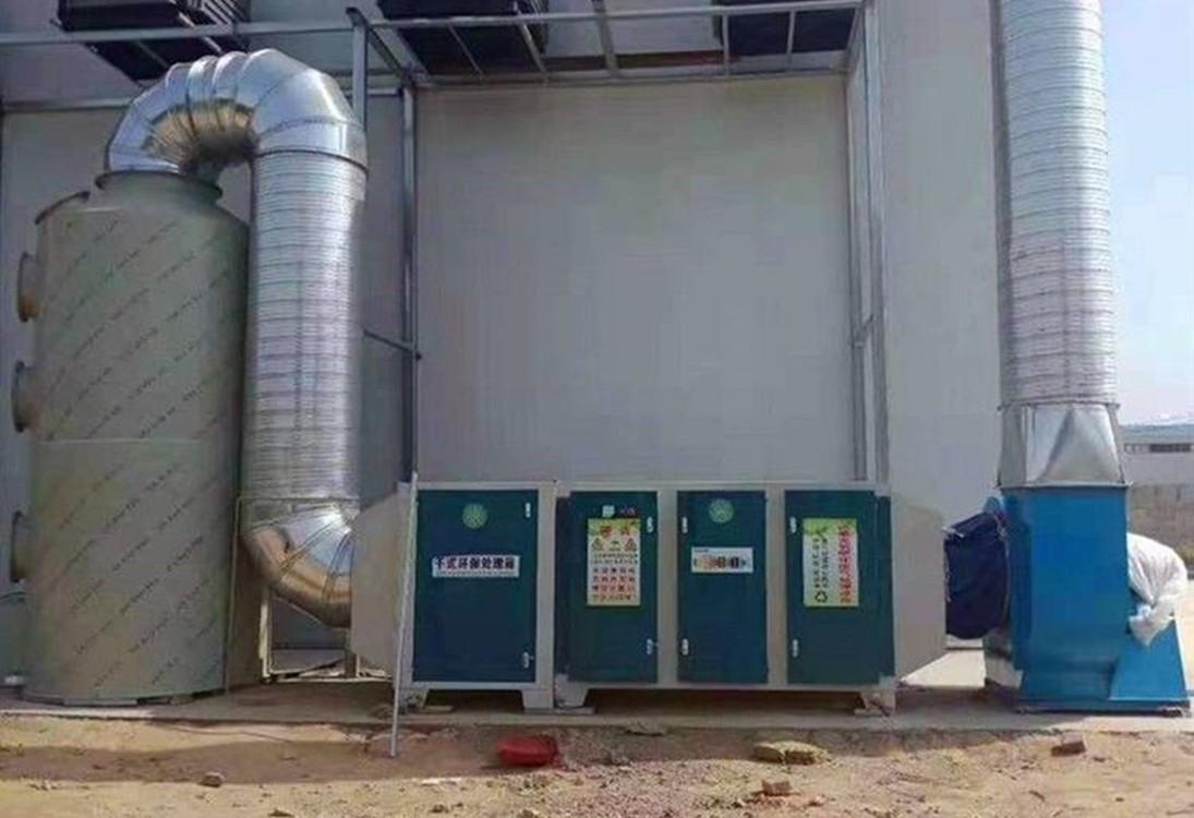 六盘水油烟净化器