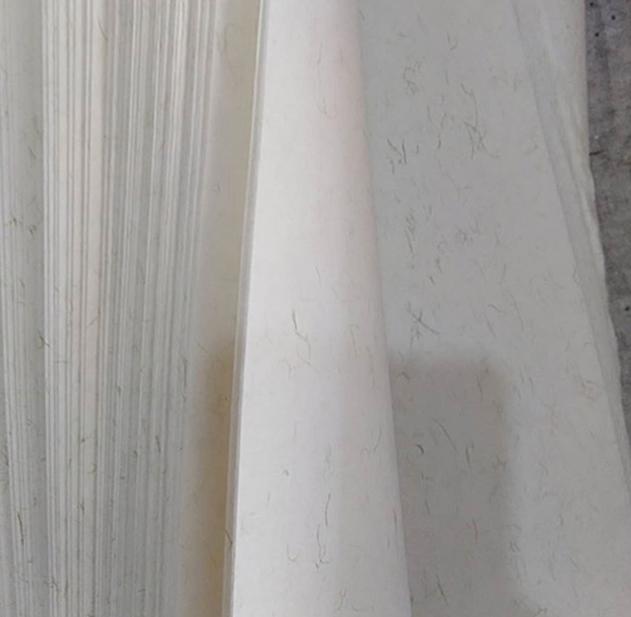 手工宣纸与机械制作的有什么区别