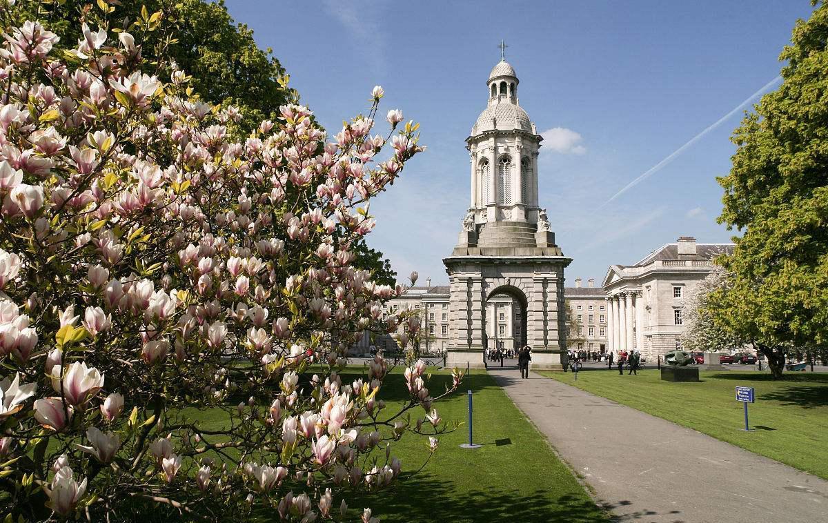爱尔兰留学的佳选——都柏林大学!