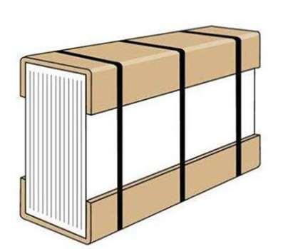 U型纸护角的用途和使用情况