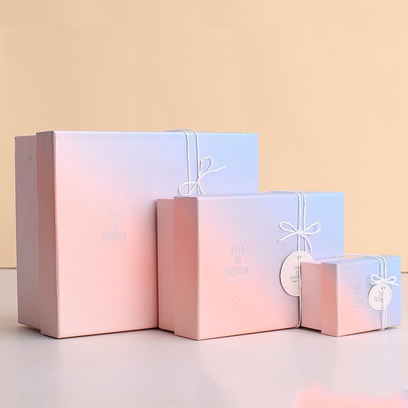 香水礼盒香水包装盒定做
