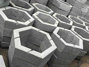 福州水泥六角块生产厂家