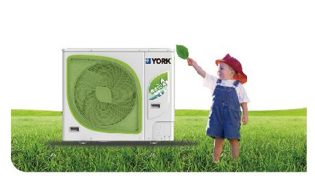 约克商用多联式中央空调YES-slim+
