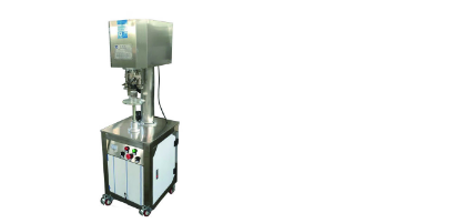 4A12 Plastic can sealing machine