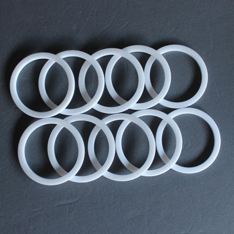 聚四氟乙烯挡圈的厂家告诉你挡圈的产品特点
