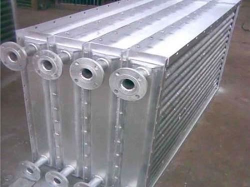 Steel radiator
