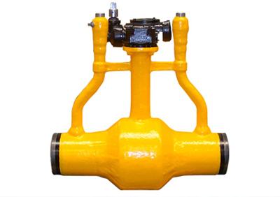 液压球阀的设计原理