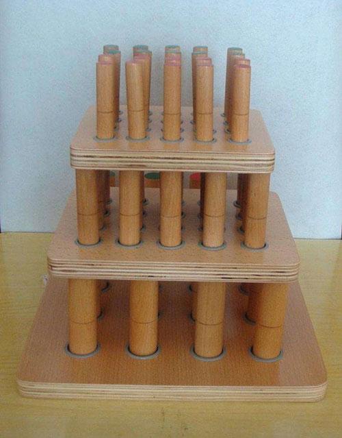 木棍插板训练器