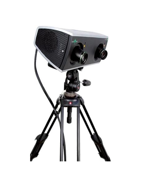 JR小尺寸高精度光栅式三维扫描仪