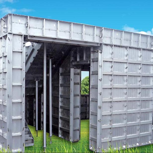 建筑铝合金模板的优势