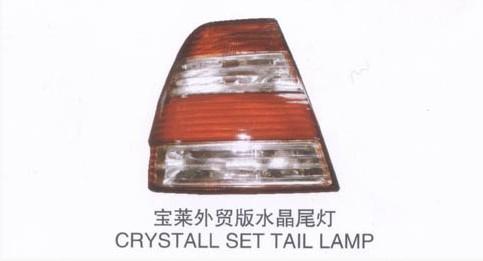 宝莱水晶尾灯