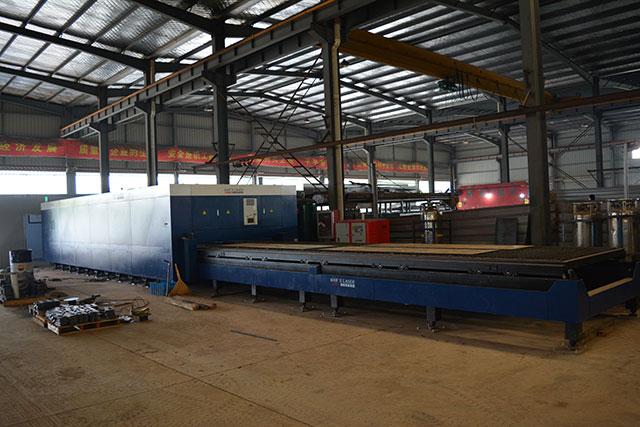钣金生产机器