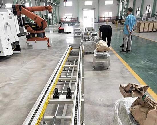 南京倍速链流水线