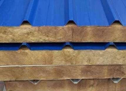 影响保温岩棉夹芯板抗压的因素