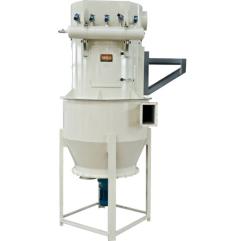粉碎機負荷自動控制、脈沖除塵器、葉輪喂料器(粉碎系統附屬設備)