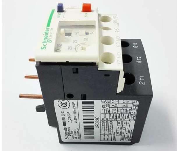 施耐德继电器是自动化电器开关