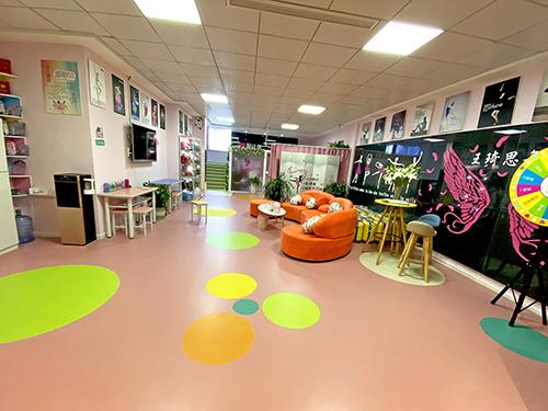 幼儿园地板中舞蹈房地板的产品特色有哪些