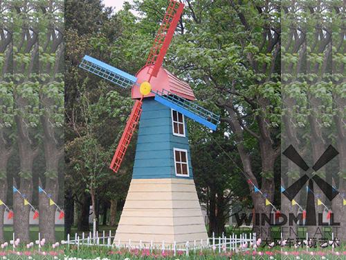 景观风车的性能以及设计概念