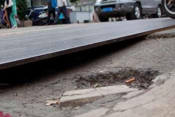 铺路钢板一般需要多厚