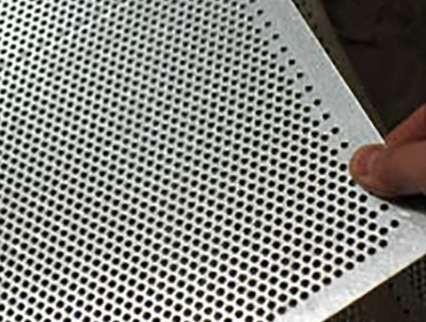 不锈钢冲孔网的典型应用
