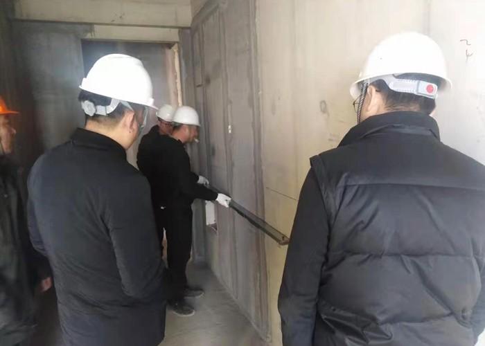 轻质隔墙板生产厂家详解施工施工完成后检测方式