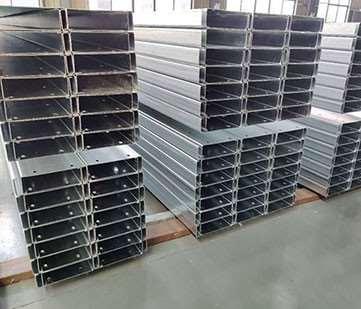 加固结构的C型钢介绍