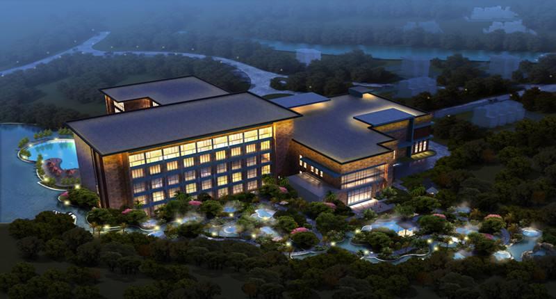 融匯桂湖溫泉城