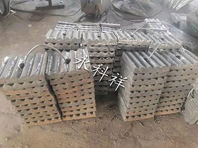 高锰钢衬板的生产要求与标准