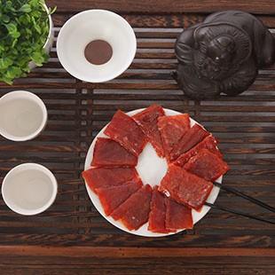 哥思达蜜汁肉脯的独特工艺