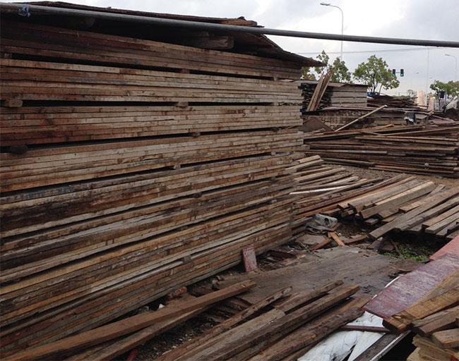 如何防止木方开裂