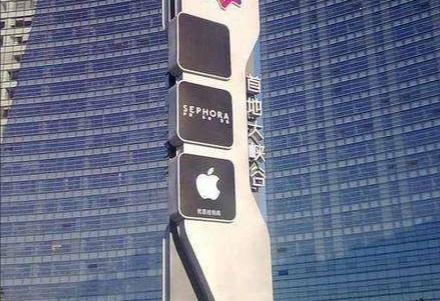贵州灯杆道旗广告加工厂家