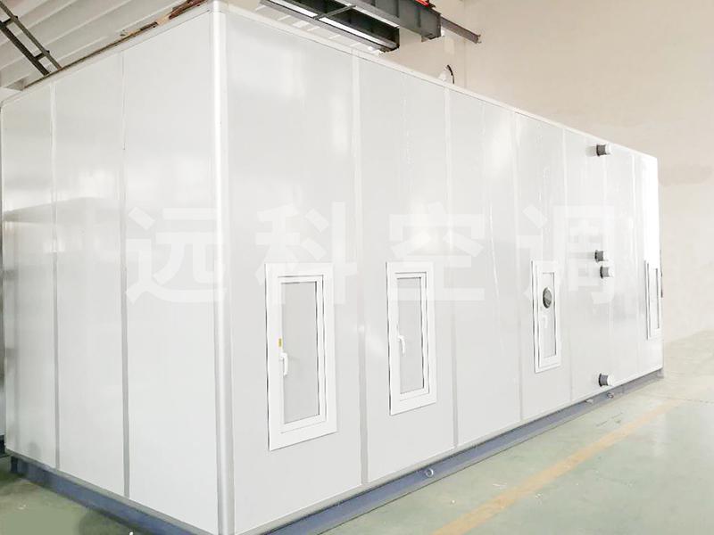 风冷热泵冷热水空调机组