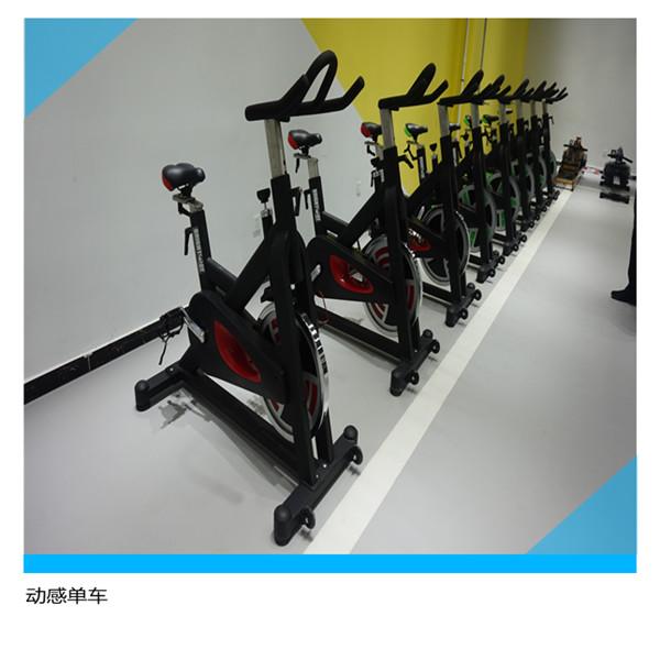 动感单车结构分析