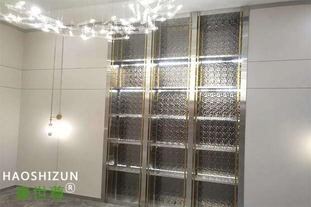 不锈钢电梯工程-1